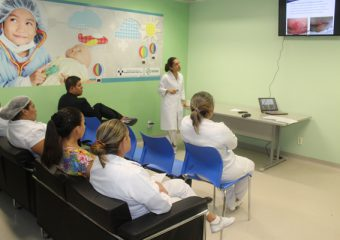 Pronto-Socorro Delphina Aziz ofereceu 8 mil horas de capacitação aos profissionais da Saúde