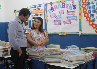 Imed arrecada mais de 600 livros infantis em campanha em prol do Dia Mundial do Livro