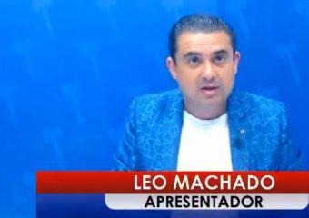 Getro Oliveira de Pádua, diretor do Hutrin, participa do Programa Léo Machado