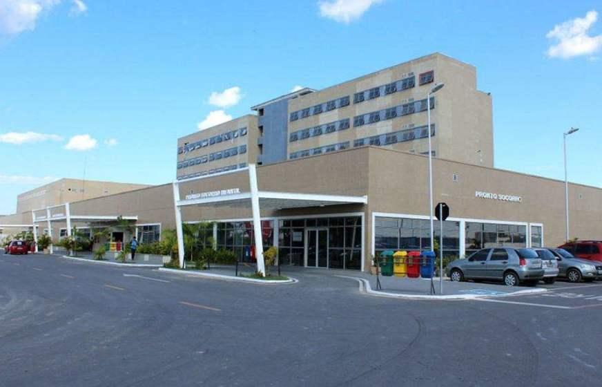 Hospital Pronto-Socorro Delphina Aziz
