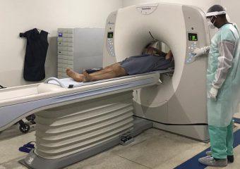 HRL inaugura serviço de tomografia computadorizada para pacientes