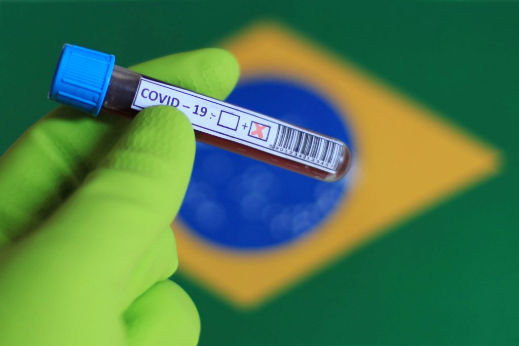 Covid no Brasil