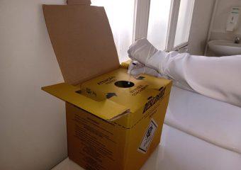 Hutrin ganha destaque na mídia por descarte correto de resíduos