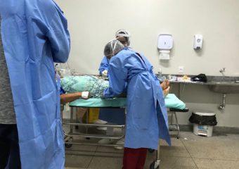 HRL recebe os primeiros pacientes para internação