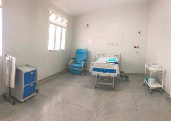 Hutrin monta quarto de isolamento para lidar com possível chegada do coronavírus
