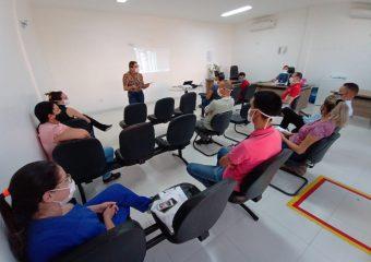 Hutrin realiza treinamento dos novos integrantes da CIPA