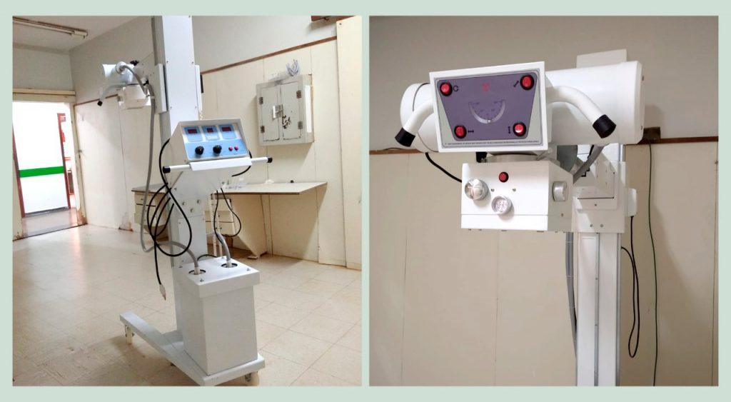 Hospital Regional de Formosa recebe novo aparelho de raio-x