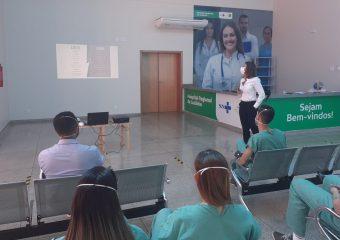 Hospital Regional de Luziânia oferece capacitação contínua aos colaboradores