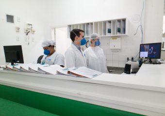 Hutrin ultrapassa marca de 5 mil atendimentos a pacientes da Covid-19