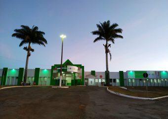 Hospitais do interior de Goiás iluminam fachadas em prol da campanha Setembro Verde
