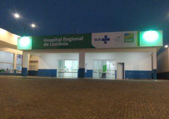 Hospital Regional de Luziânia atende mais de 4,5 mil pacientes em quatro meses