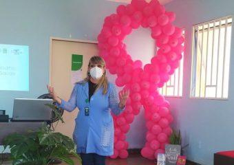 Hospital Regional de Formosa ofereceu mamografia gratuita durante Outubro Rosa