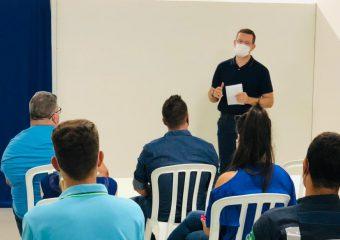 HRSLMB realiza ações de conscientização durante a campanha Novembro Azul