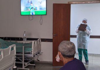 Hospitais do interior de Goiás realizam ações sociais para pacientes e comunidade