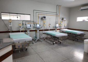 Hospital Regional de Luziânia inaugura mais 17 leitos para tratamento de covid-19