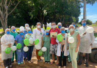 Hospital Regional de Formosa registra 25 altas na última semana