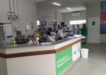 Hospital Regional de Luziânia registra aumento no número de internações e óbitos de pacientes mais jovens