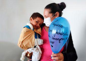 Hospital Regional de Formosa realiza primeira cirurgia ortopédica infantil