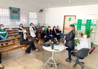 Hospital Regional de Formosa realiza evento para reforçar a importância da humanização