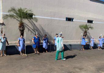 """""""Nascer no Sol"""" é novo projeto do HRSLMB voltado ao tratamento de pacientes com Covid-19"""