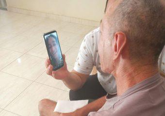 Morador de Residência Terapêutica no interior de Minas reencontra a família depois de mais de uma década