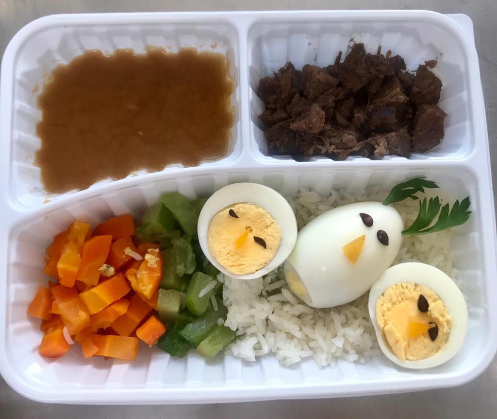 refeições decoradas HRSLMB