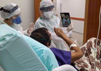 Psicólogas e assistentes sociais do HRL se destacam ao proporcionar suporte ao paciente
