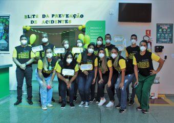 HRL realiza atividades pela segurança no Dia Nacional de Prevenção de Acidentes de Trabalho