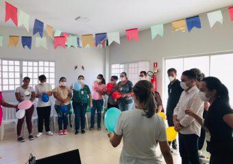 """Hospitais geridos pelo IMED, em Goiás, realizam """"Arraiá do Conhecimento"""""""