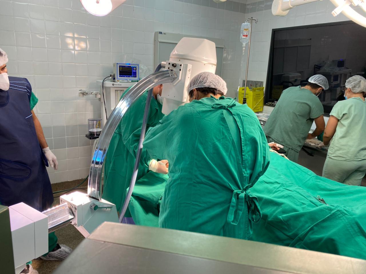 HESLMB cirurgias ortopédicas e ginecológicas