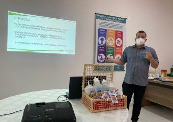 Hetrin reforça a importância da conscientização sobre a SEPSE